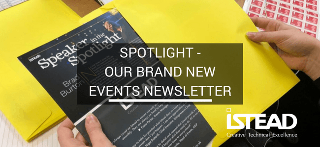 Events Newsletter