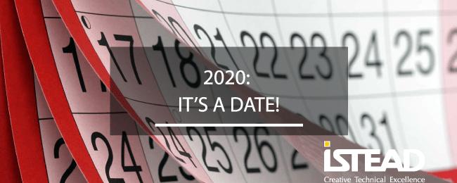 2020: It's a Date!