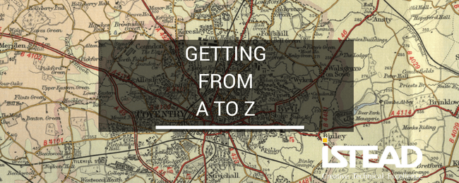 Getting from A to Z