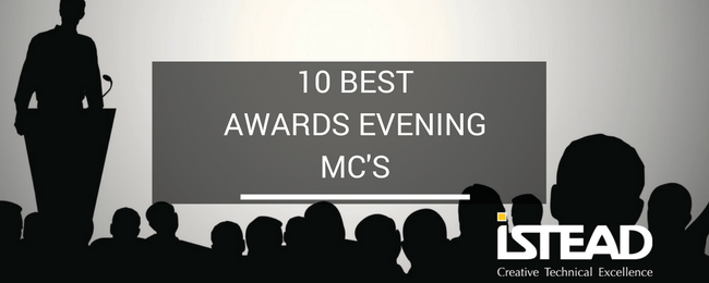 10 Best Awards Evening MC's