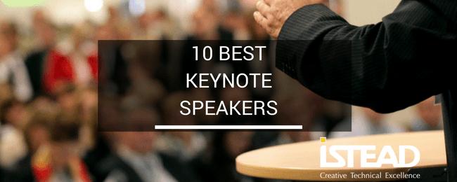 10 Best Keynote Speakers
