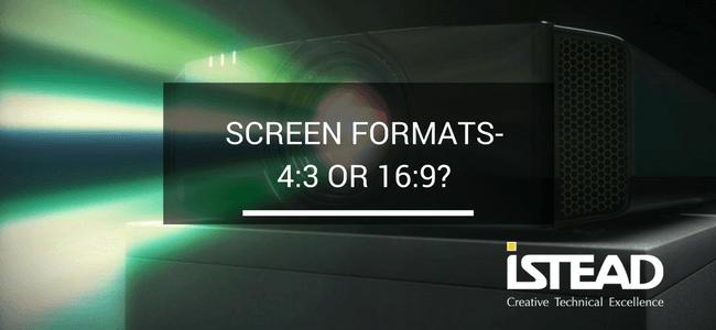 Screen Ratios, Audio Visual, Audio Visual Company, Projection
