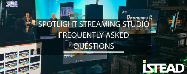 Spotlight Streaming Studio – Frequently Asked Questions